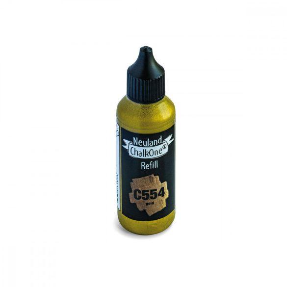 RefillOne ChalkOne®, arany színű