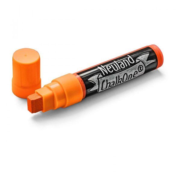 Neuland ChalkOne®, 5-15 mm vágott hegy, narancssárga