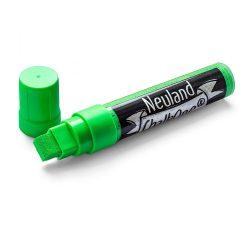 Neuland ChalkOne®, 5-15 mm vágott hegy, zöld