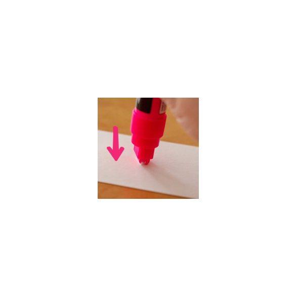Neuland ChalkOne® üres marker,  vágott hegy, 5-15 mm