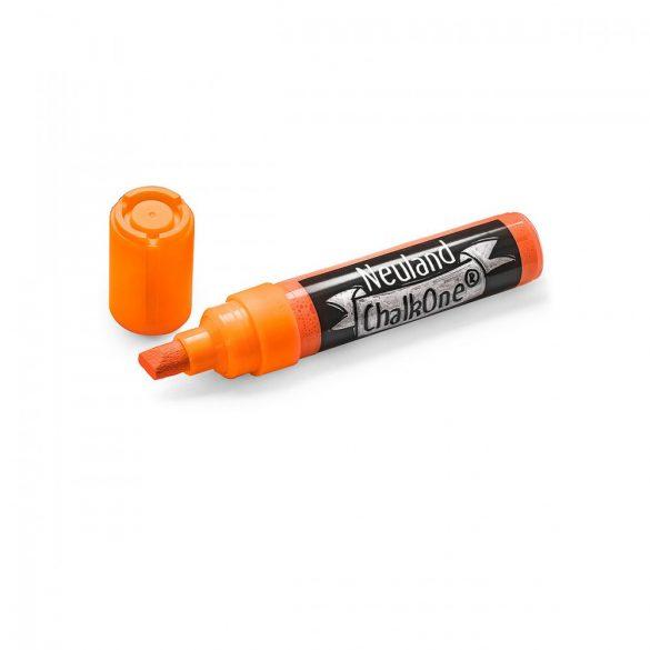 Neuland ChalkOne®, 2-8 mm vágott hegy, narancssárga