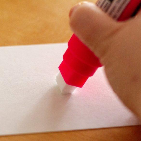Neuland ChalkOne®, 2-8 mm vágott hegy, pink