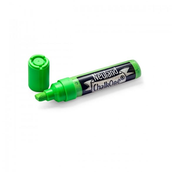 Neuland ChalkOne®, 2-8 mm vágott hegy, zöld