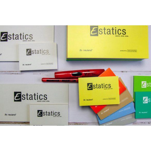 Estatics M - fehér