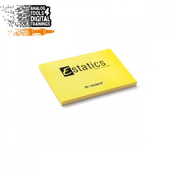 Estatics M - sárga