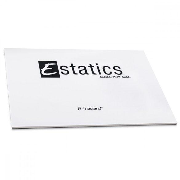 Estatics A5-ös tömb - fehér