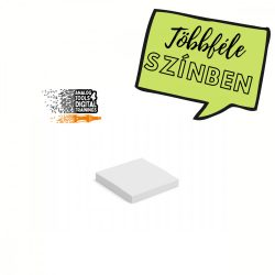 InstaCards moderációs kártya, Stick-It,  100 darabos, fehér