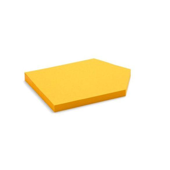 """Stick-It Backlog X-tra Cards """"Teendő""""  öntapadós kártya sárga"""