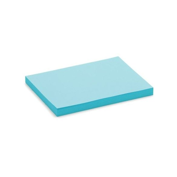 100 Small Rectangular Stick-It X-tra Cards, blue