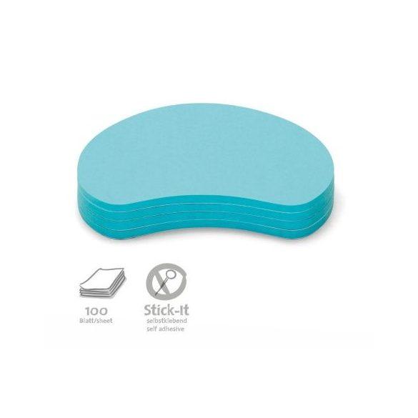 100 Cookie Stick-It Cards, single colours