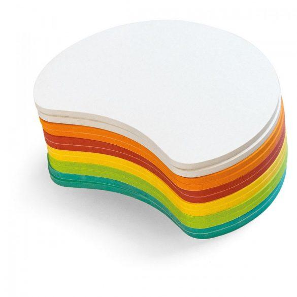 Stick-It Cookie Öntapadós moderációs kártya süti 300 db vegyes