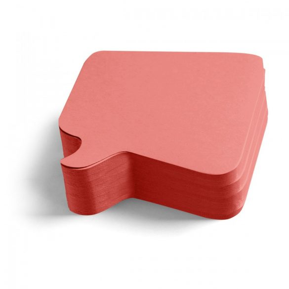 250 Pin-it Beszédbuborék: piros