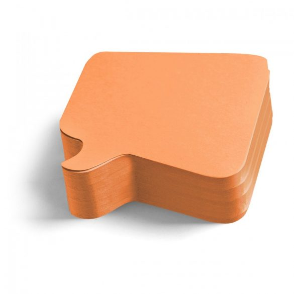 250 Pin-it Beszédbuborék: narancs