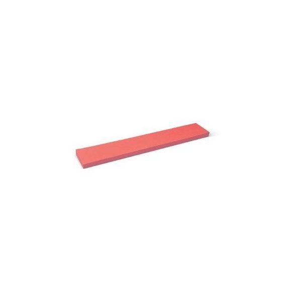 Feliratcsík Pin-It moderációs kártya 120 db piros