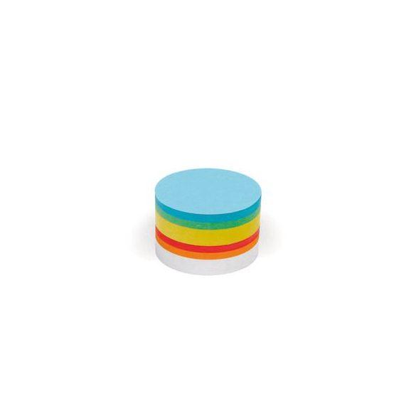 Kiskör Pin-It 9,5 cm vegyes színű moderációs kártya 250 db