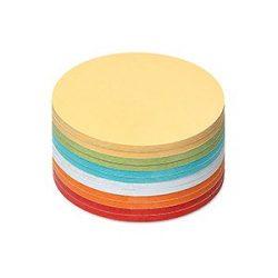 Stick-It Kiskör 9,5 cm öntapadós moderációs kártya 300 db vegyes szín