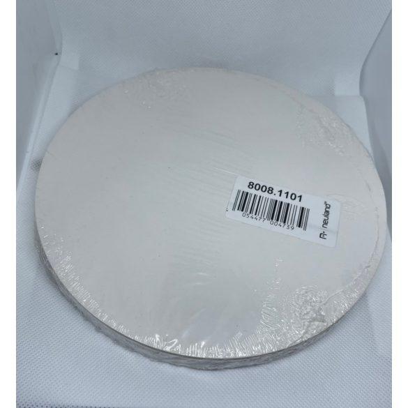 Stick-It Nagykör 19,5 cm öntapadós moderációs kártya 100 db fehér