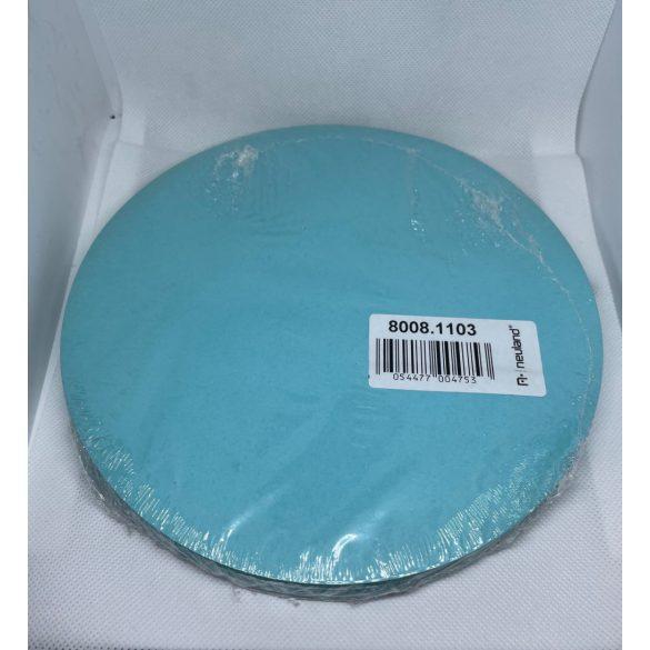 Stick-It Nagykör 19,5 cm öntapadós moderációs kártya 100 db kék