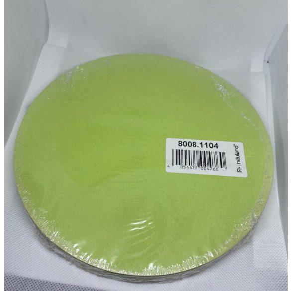 Stick-It Nagykör 19,5 cm öntapadós moderációs kártya 100 db zöld