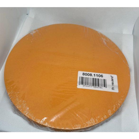 Stick-It Nagykör 19,5 cm öntapadós moderációs kártya 100 db narancs
