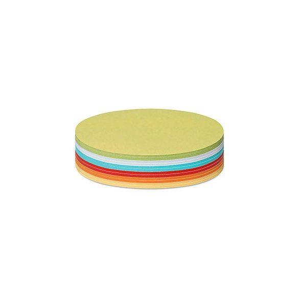 Stick-It Ovális 9,5x20,5 cm öntapadós moderációs kártya 300 db vegyes