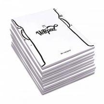 myNotepad fehér jegyzettömb 10 tömb/csomag