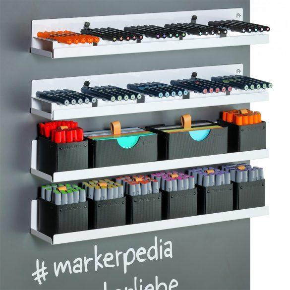 Novario® Markerbox M, tolltartó doboz