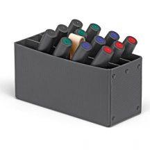 Novario® BigOne MarkerBox II, black