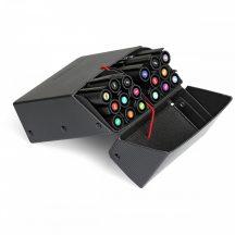 Novario® BigOne MarkerBox, black