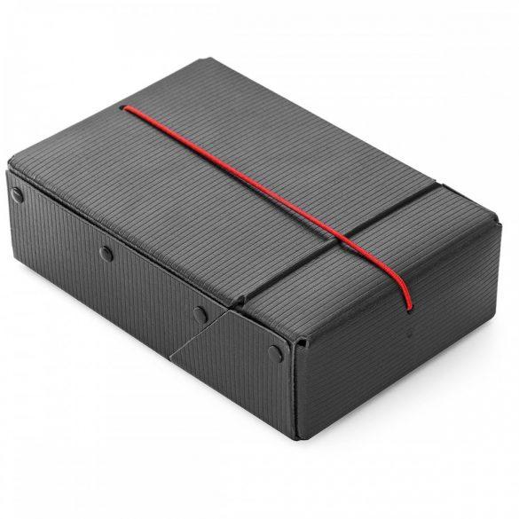 Markerbox Flat Novario®, fekete