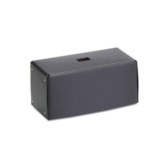 Novario® CardBox Cover, black Kártyatartó dobozhoz tető