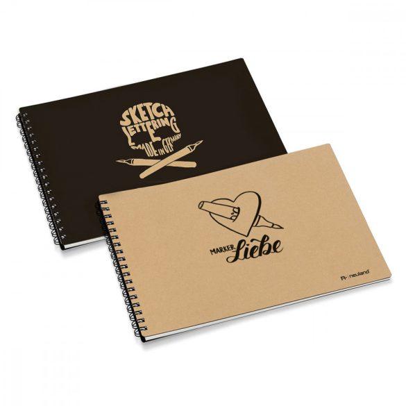 mySketchbook vázlatfüzet szett