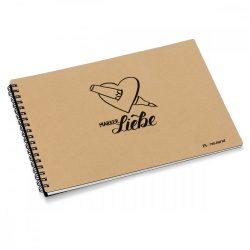mySketchbook vázlatfüzet, natúr színű