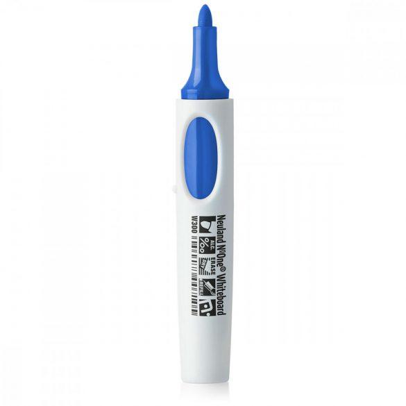 Neuland No.One® Whiteboard, kerek hegyű, kék, 80380300