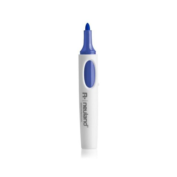 Neuland No.One® Whiteboard, kerek hegyű, 2-4 mm, kék, 80380300