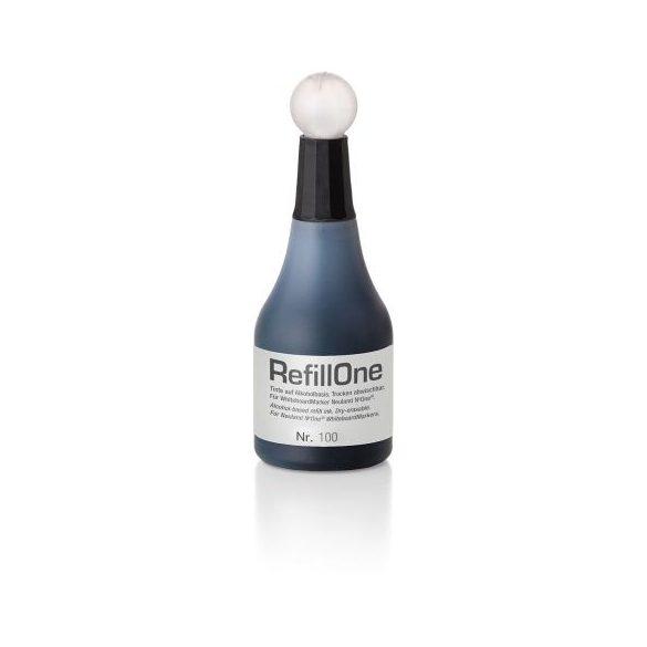 Neuland Utántöltő tinta RefillOne Whiteboard Markerhez  1 db fekete 80390100