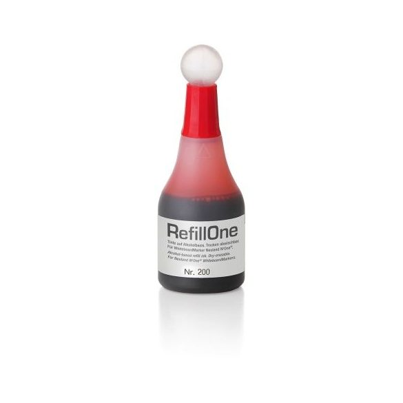Neuland Utántöltő tinta RefillOne Whiteboard Markerhez 1 db piros 80390200