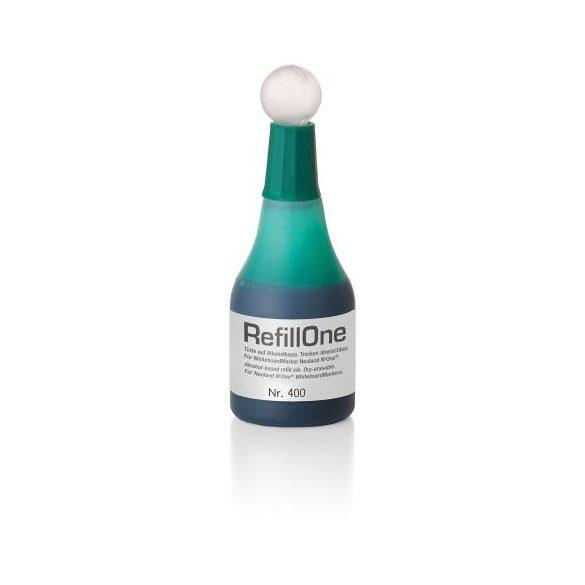 Neuland Utántöltő tinta RefillOne Whiteboard Markerhez 1 db zöld 80390400