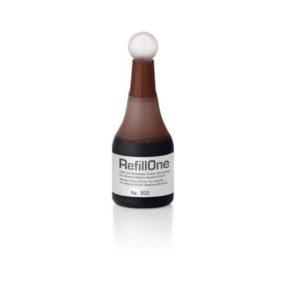 Neuland Utántöltő tinta RefillOne Whiteboard Markerhez 1 db barna 80390800