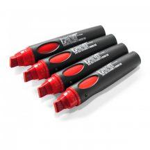 Neuland BigOne® TrainerMarker 6-12 mm piros 4 db/készlet