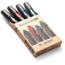 """Neuland BigOne® TrainerMarker 6-12 mm """"S"""" 4 alapszín 4 db/készlet"""