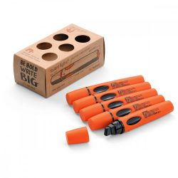Neuland BigOne® Outliner, wedge nib 6-12 mm, 5/set U5