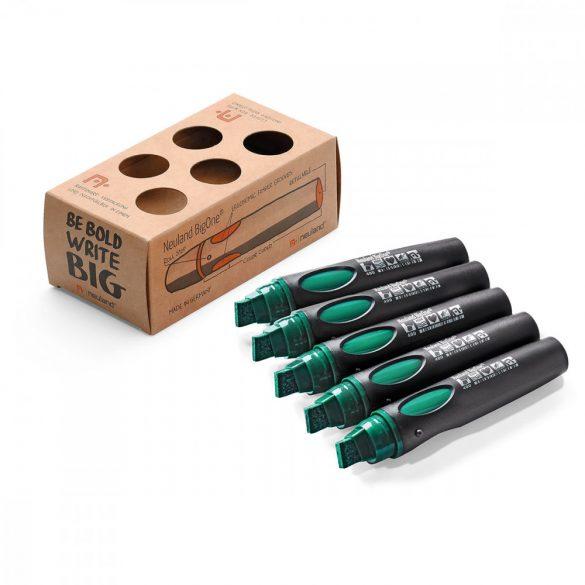 Neuland BigOne®, vágott hegyű 6-12 mm, 5 db/készlet, zöld, 80422400