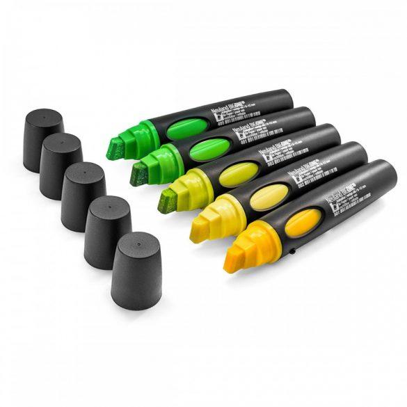Neuland BigOne®, vágott hegyű 6-12 mm, 5 db/készlet - No. 11 Lemon tree - 80422591