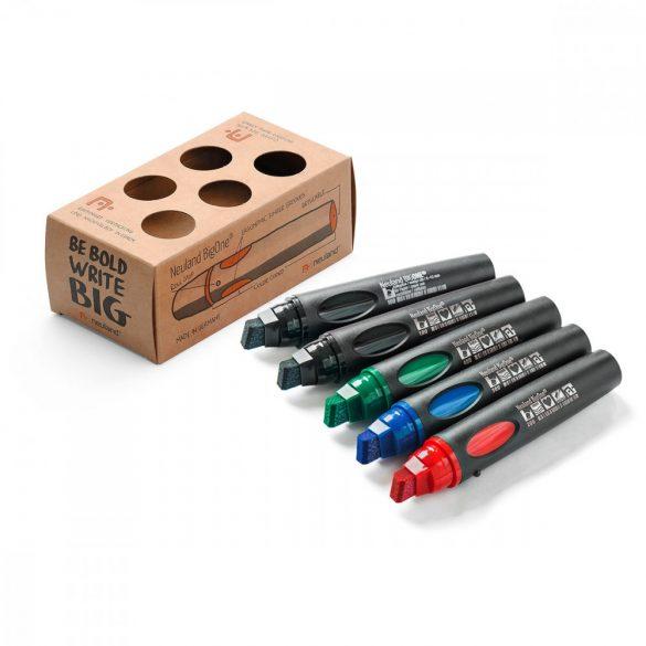 Neuland BigOne®, vágott hegyű 6-12 mm, 5 db/szett, vegyes, 80422900
