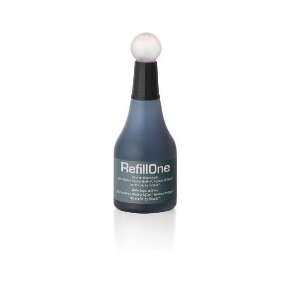Neuland Utántöltő tinta RefillOne BigOne- fineOne és moderációs markerhez 1 db fekete 80440100