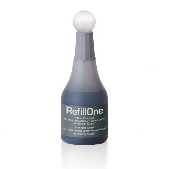 Neuland Utántöltő tinta RefillOne BigOne- fineOne és moderációs markerhez 1 db szürke (105-ös)