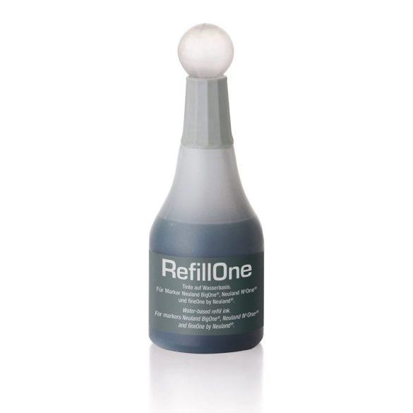 Neuland Utántöltő tinta RefillOne BigOne- fineOne és moderációs markerhez 1 db szürke (107-es)