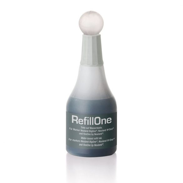 Neuland Utántöltő tinta RefillOne BigOne- fineOne és moderációs markerhez 1 db szürke (108-as)