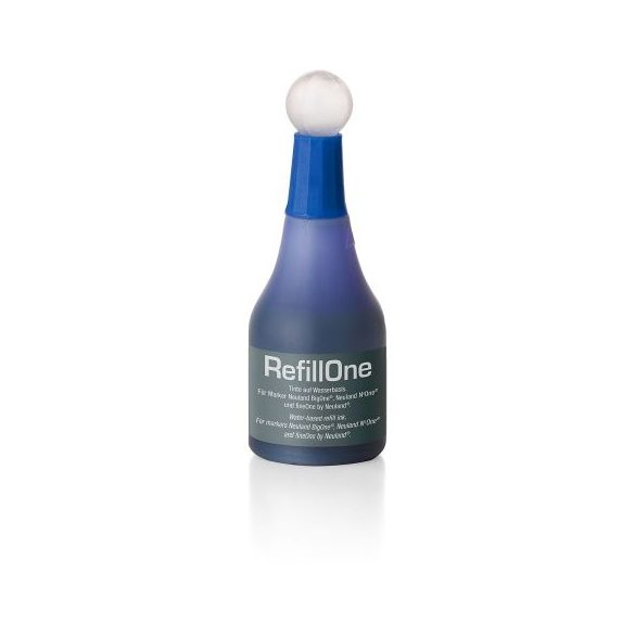 Neuland Utántöltő tinta RefillOne BigOne- fineOne és moderációs markerhez 1 db kék 80440300